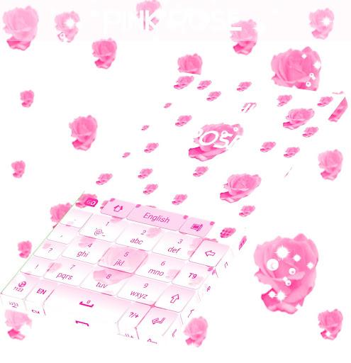 免費下載個人化APP|粉紅玫瑰鍵盤 app開箱文|APP開箱王