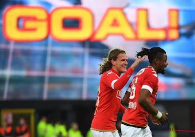 Le Standard prolonge l'un de ses Congolais