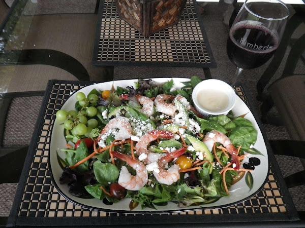 Simple Shrimp Salad Recipe