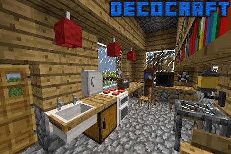 скачати decocraft для майнкрафт рокет #2