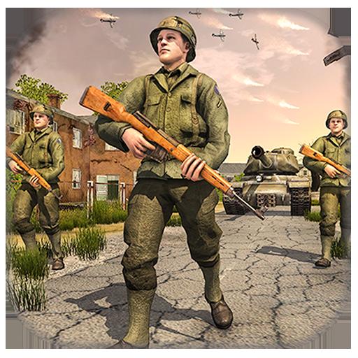 Frontline World War 2 Survival FPS Grand Shooting