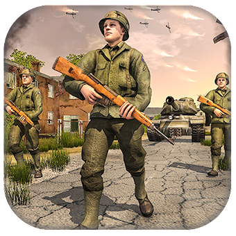 Baixar Frontline World War 2 Survival FPS Grand Shooting para Android