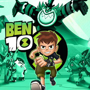 Ben 10 : Alien Evolution - Zombie Word