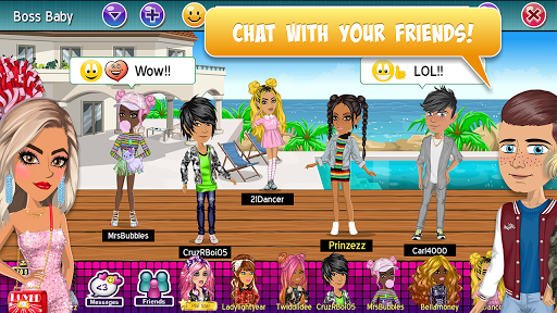 MovieStarPlanet screenshot 8
