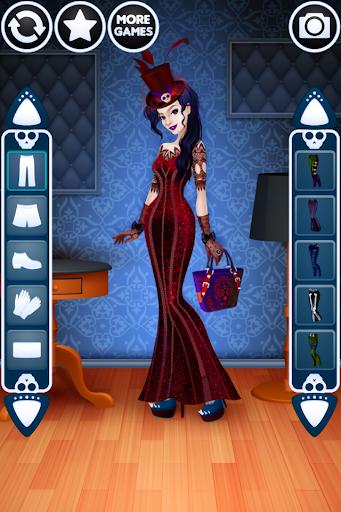 Gothic Dress Up 1.2.2 screenshots 2