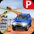 Prado City Drive Stunt Parking