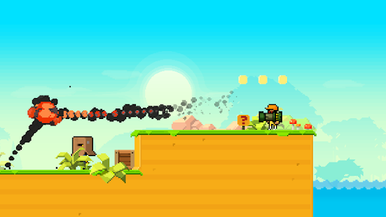 Shootout in Mushroom Land- screenshot thumbnail