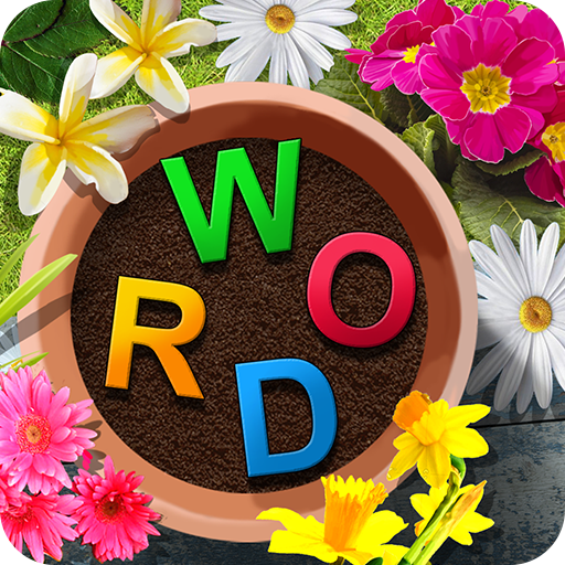 Garden of Words - Word game (game)