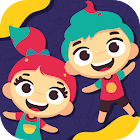 Lamsa: Educational Kids Stories and Games icon