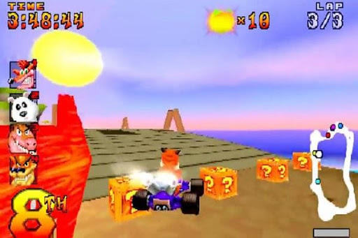 Download New CTR Crash Team Racing Guia Google Play