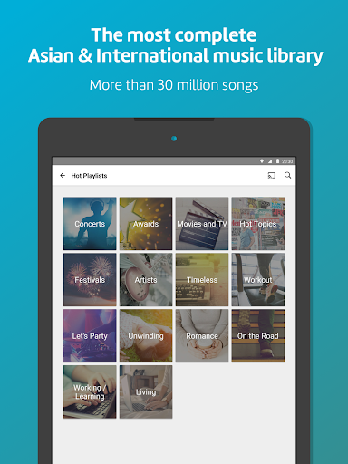 KKBOX-Free Download & Unlimited Music.Let's music! screenshot 7