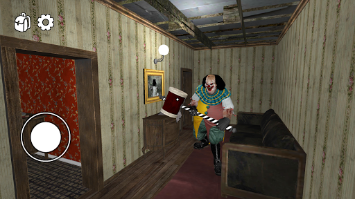 Horror Clown Pennywise - Scary Escape Game screenshots 9