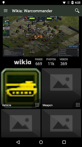 Wikia: Warcommander