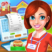 Tải High School Lunch Box Cashier APK