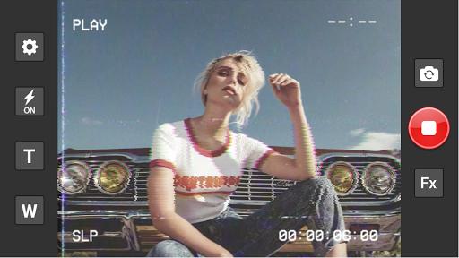 VHS Camcorder Cam - Retro Vintage Camera Mod Apk Latest