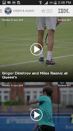 The Championships, Wimbledon Screenshot 4