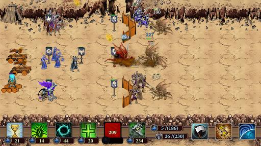 Knight TD 1.0.8 APK MOD screenshots 2