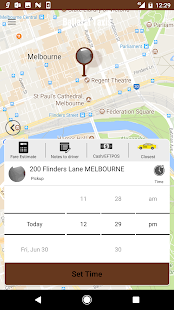 Ballarat Taxis- screenshot thumbnail