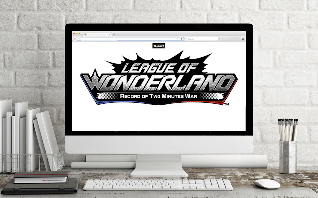 Game Theme: League of Wonderland
