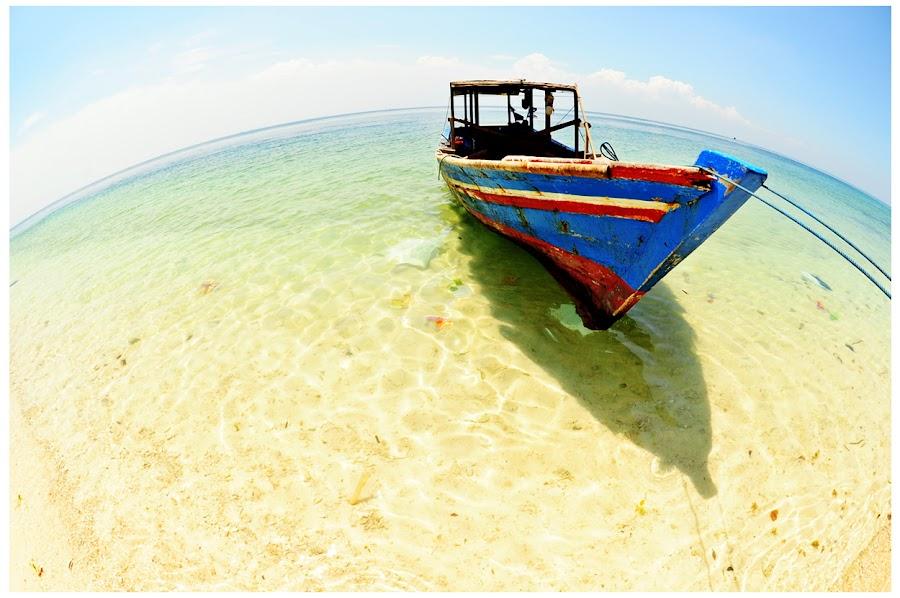 by Iwan Phang - Transportation Boats