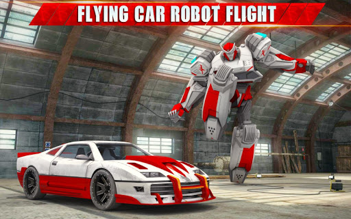 Car Robot Transformation 19: Robot Horse Games 2.0.5 screenshots 3