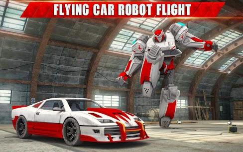 Car Robot Transformation 19: Robot Horse Games 3