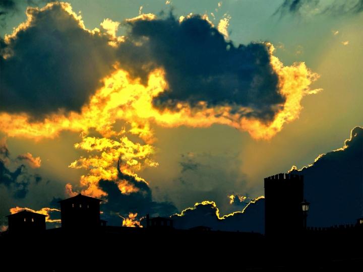L'atomica su Verona... di AlfredoNegroni