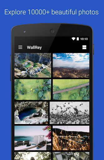 WallRey - Free 10000+ Elegant HD 4K wallpapers 1.2.0 screenshots 1