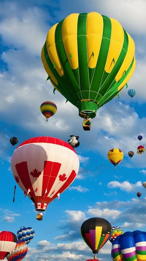 Hot air balloon live wallpaper android apps on google play for Air balloon games