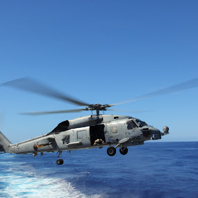 by Mike Gonzales - Transportation Helicopters
