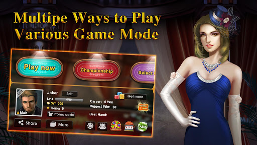 DH Texas Poker - Texas Hold'em screenshot 10