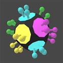 Color Stick Ball - AA 3D Play icon