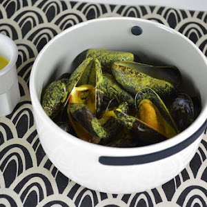Madras Curry Mussels