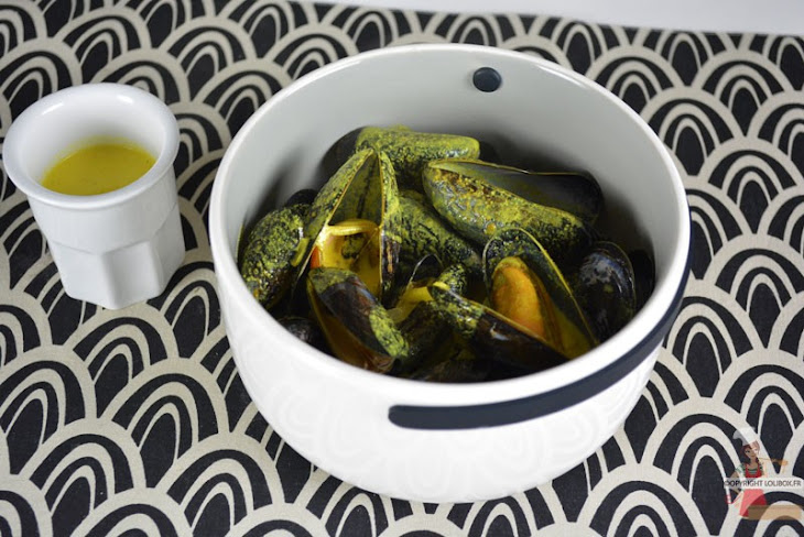 Madras Curry Mussels Recipe