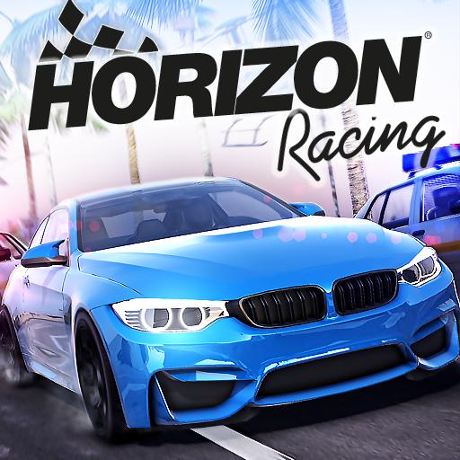 Racing Horizon: Corrida sem fim