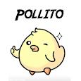 Stickers Pollitos en la arena