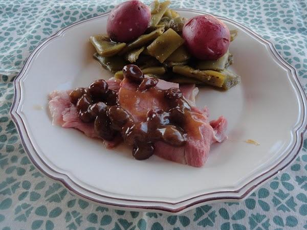 Mom's Raisin Sauce For Ham Recipe