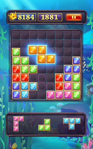 Block puzzle - Classic free puzzle  screenshots 2
