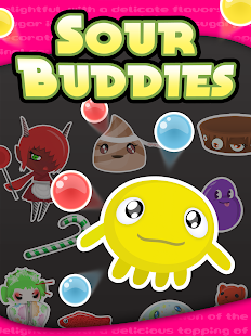 Sour Buddies- screenshot thumbnail
