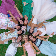 Wedding photographer Sergey Ortynskiy (airvideo). Photo of 06.10.2018