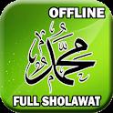 1000 Sholawat Nabi Lengkap Offline icon
