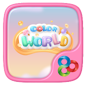 (Free)Color World GO Launcher Theme