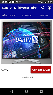 DARTV HD - Córdoba- screenshot thumbnail