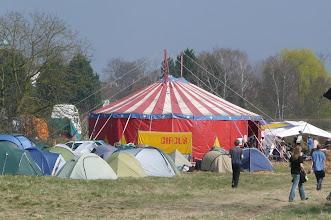 Photo: Le cirque n'est pas celui qu'on croît