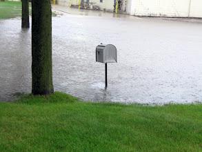 Photo: Lake Kiehnau during the storm Video: http://www.youtube.com/watch?v=pJX5lmad-n4