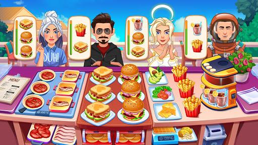 cooking dream: crazy chef restaurant cooking games screenshot 3