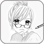 Learn to Draw Anime Manga icon