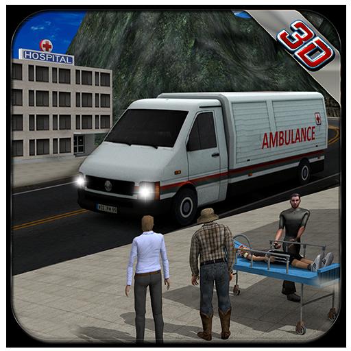 救护车驾驶:救援运 模擬 App LOGO-硬是要APP