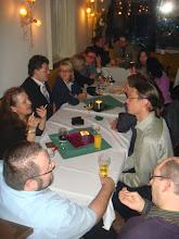 Photo: Beginn mit dem 1. wöchentlichen Montagsstammtisch 2010 am 11.1.2010