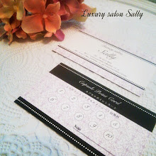 Photo: Luxury salon 「Sally」様  ポイントカード